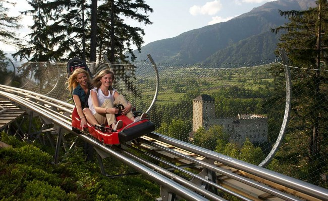 Ostirodler, the alpine coaster