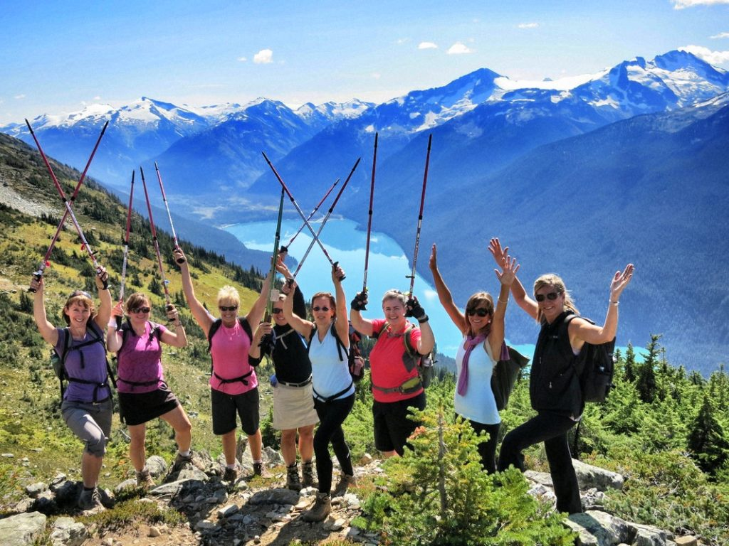 Trekking, nordic walking, thematic tracks, summer huts